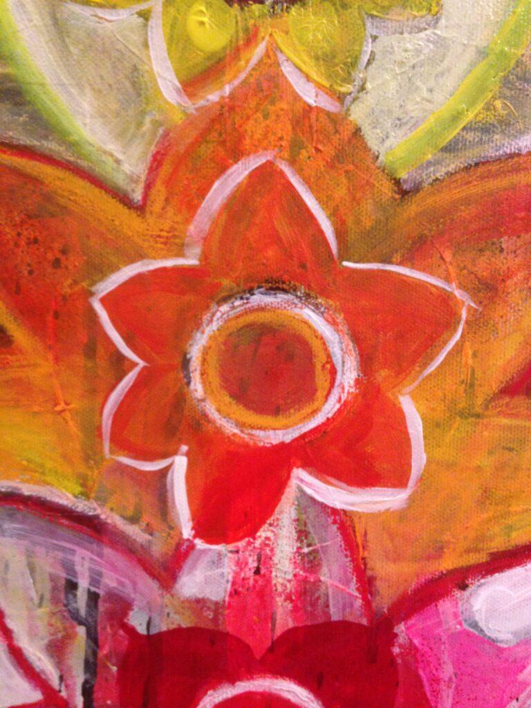 sacral chakra Open Heart Woman