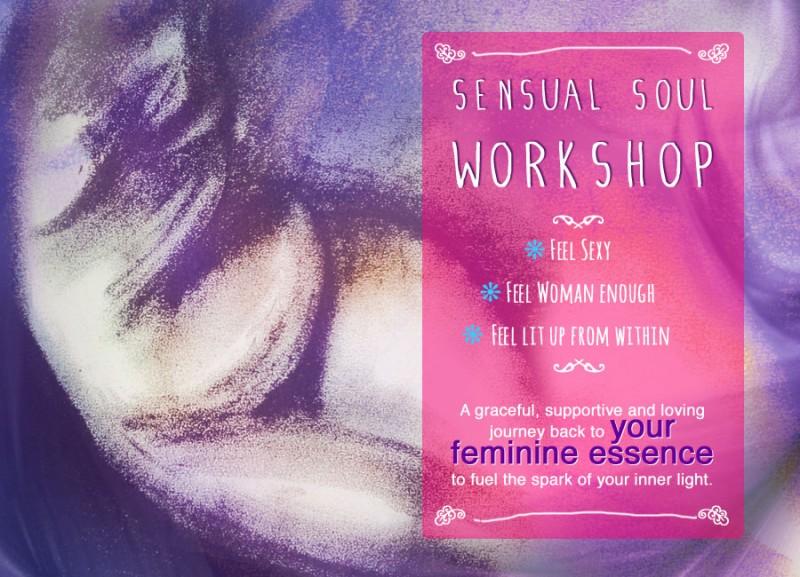 Sensual Soul workshop