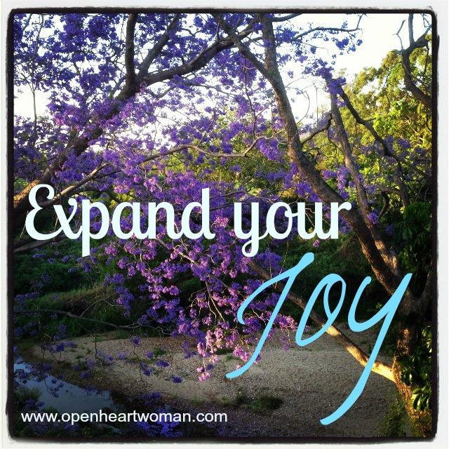 expand your joy