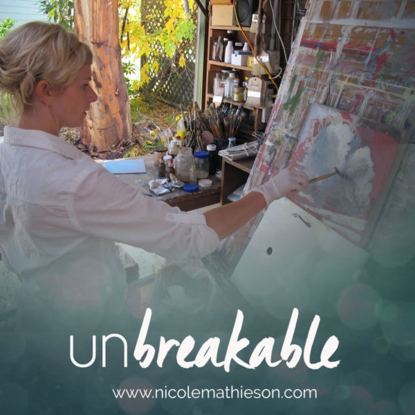Unbreakable podcast Nicole Mathieson