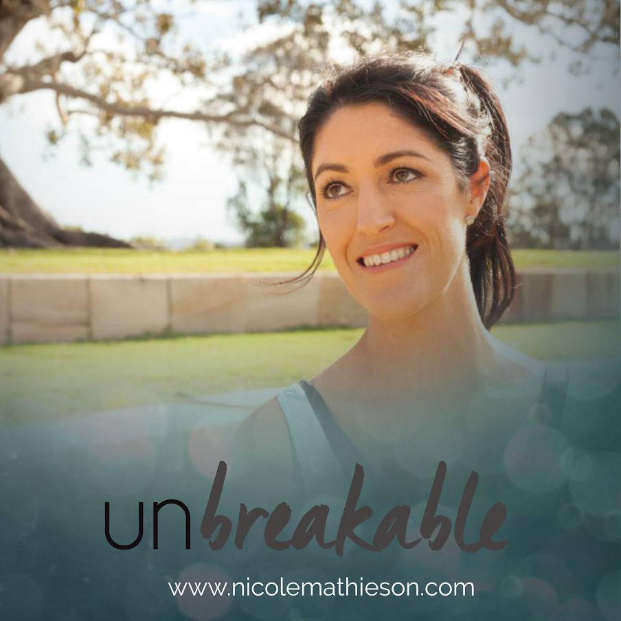 Unbreakable podcast Nicole Mathieson kinesiologist