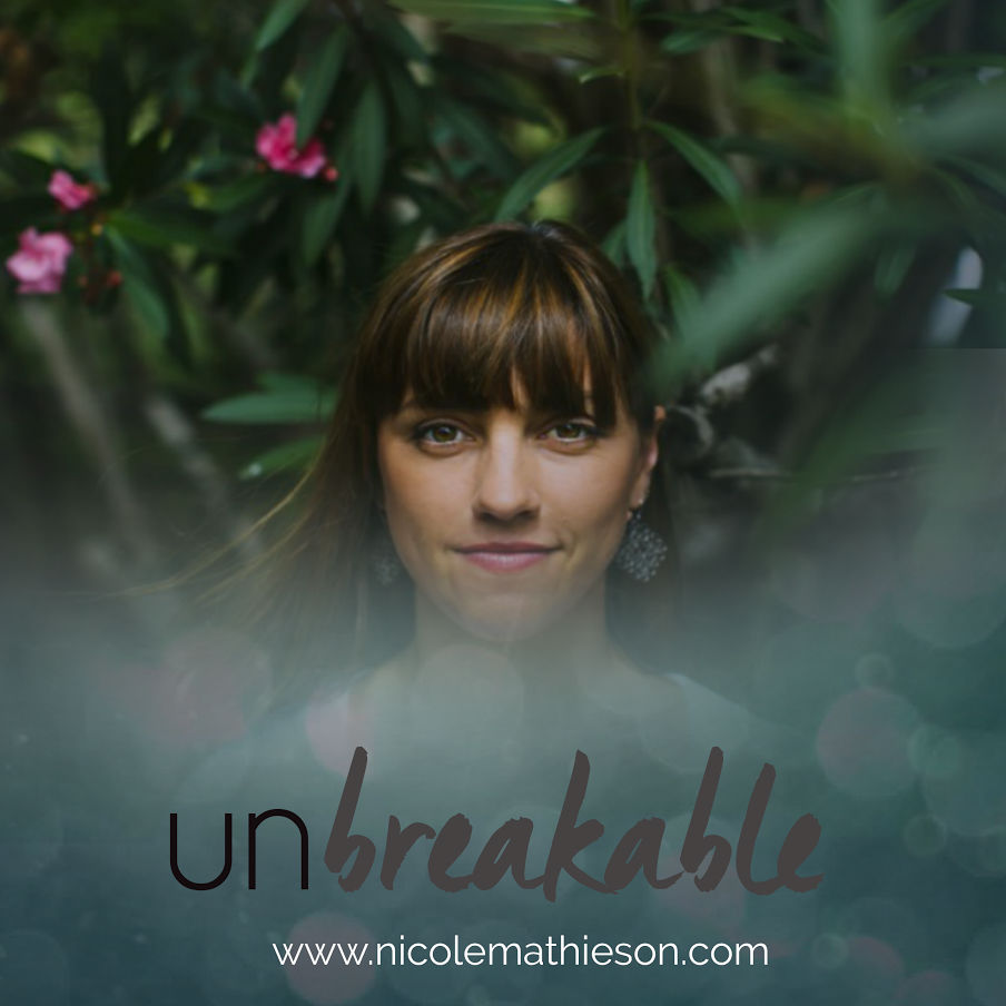 Unbreakable Podcast Nicole Mathieson kinesiologist and life coach
