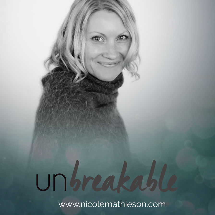 Nicole Mathieson kinesiologist and life coach, Unbreakable podcast